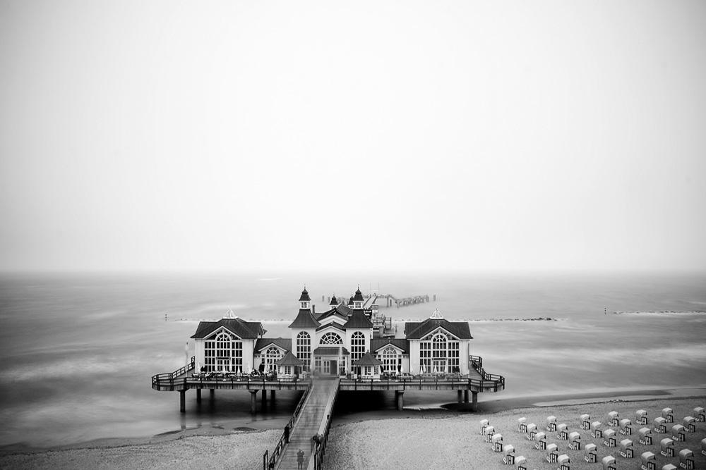 Seebrücke Sellihn